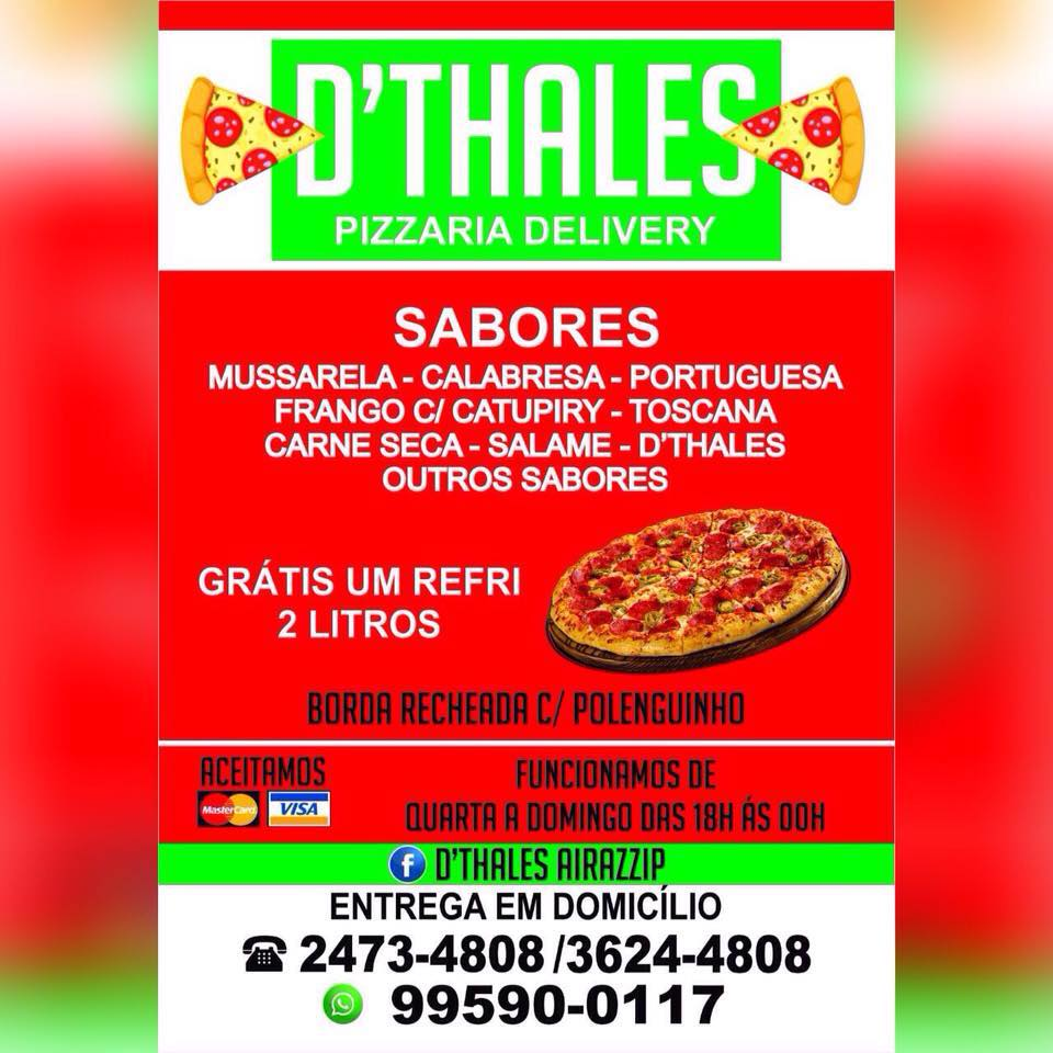 D'THALES PIZZARIA